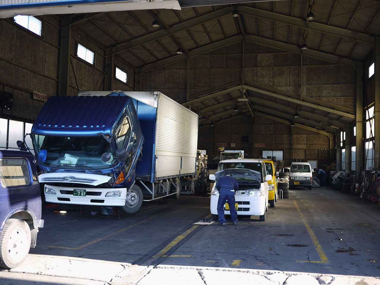 (有)平和自動車整備工場